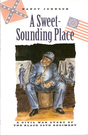 children's book A Sweet Sounding Place civil war